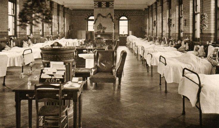 old royal infirmary liverpool