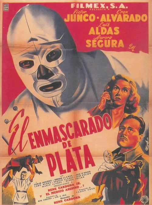 el enmascarado de plata | Tumblr