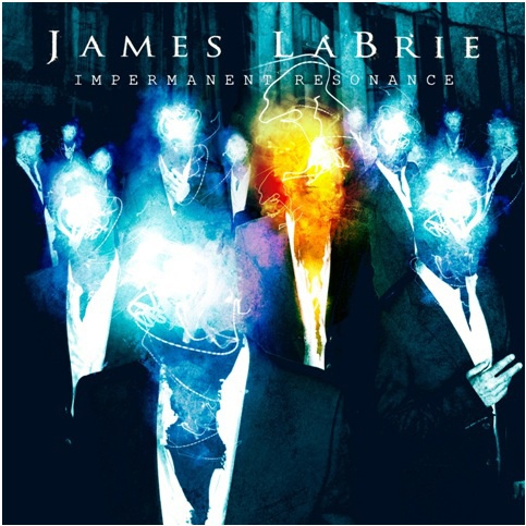 JAMES LABRIE - New album release announced; Cover artwork unveiled