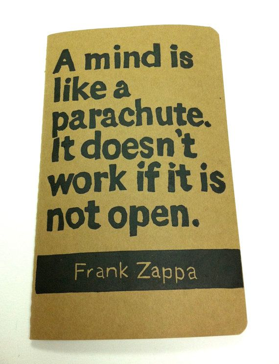 So trueWords Of Wisdom, Word Of Wisdom, Open Mindfulness, Good Things, So True, Funny Quotes, Favorite Quotes, True Stories, Frank Zappa Quotes
