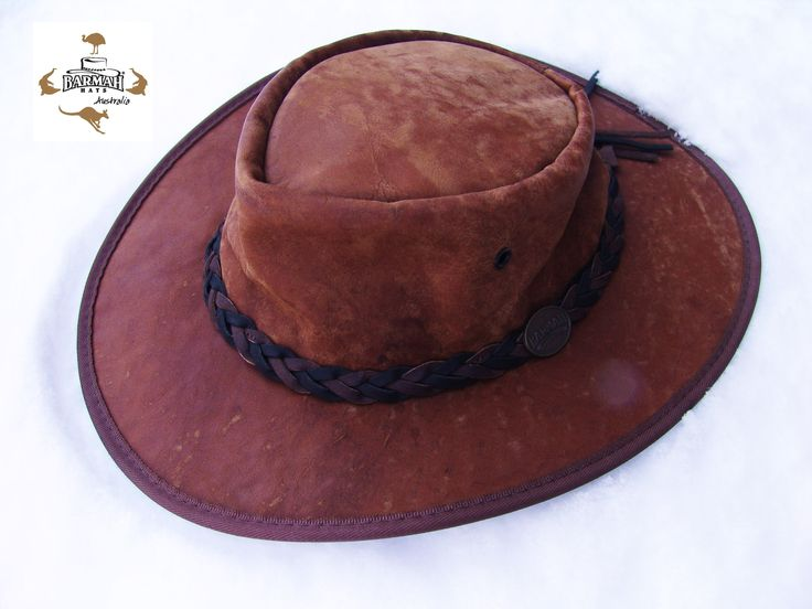 Our genuine Barmah hats offer great protection from the sun and elements (SPF50+). Each hat is cut from genuine kangaroo leather for superior durability and lightness.