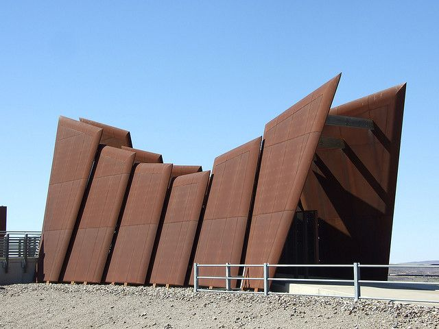 Miners Memorial, Broken Hill, New South Wales, Australia