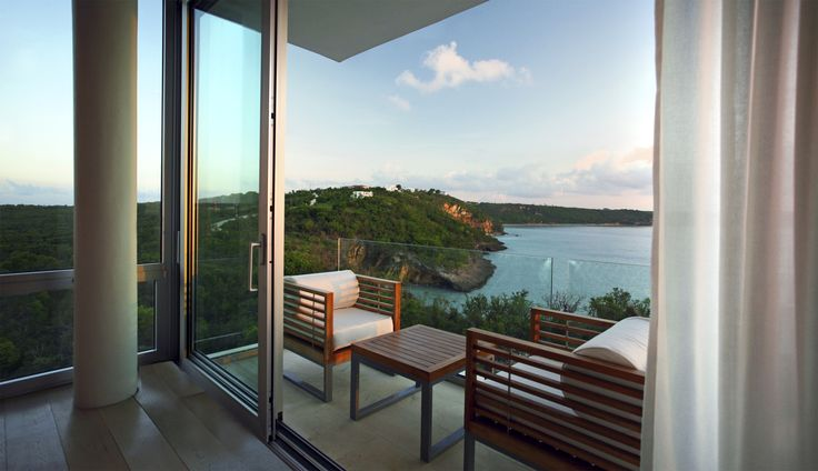 Modern Balconies Interior Design Ideas White finished loggia with - credit impot maison neuve