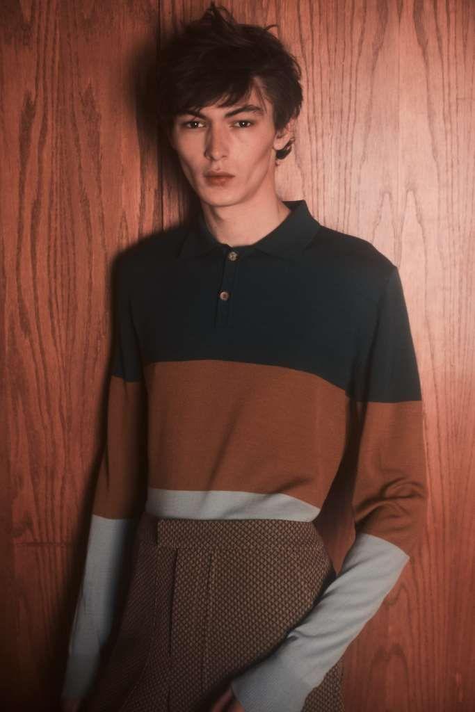 Male Fashion Trends: Orley Fall-Winter 2017 - New York Fashion Week Men's