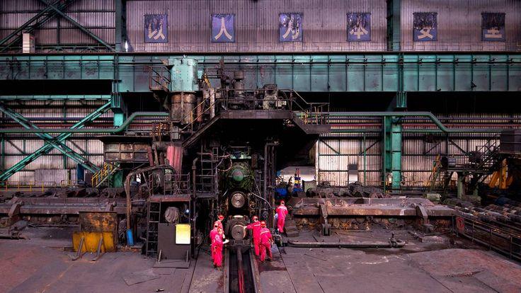 Westfalenhütte: Warum ein Dortmunder Stahlwerk nun in China in die Krise schlittert - http://ift.tt/2j6UnRe #aktuell