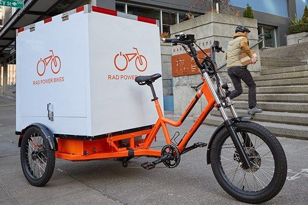 Heavy Duty Electric Cargo Bikes Trikes Guide Videos Electric Bike Report Electric Bike Ebikes Electric Bicycles E Bike Reviews Electric Cargo Bike Cargo Bike Electric Bike