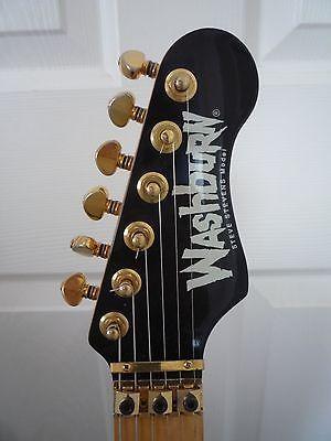 Steve-Stevens-Washburn-Electric-Guitar-becoming-rare