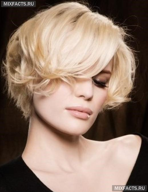 стрижки боб фото для тонких волос