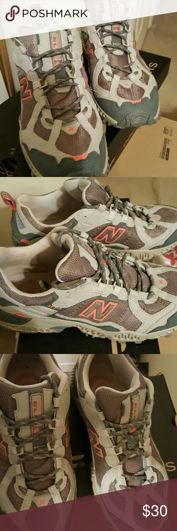 Hiking sneakers New Balance all terrain sneaker. Worn a couple of times. In great condition. New Balance Shoes Sneakers