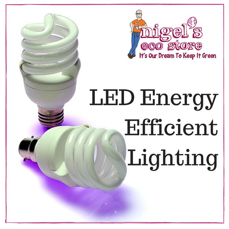 LED lights don't just save money by using less energy however; they last much longer than older bulbs, up to 50,000 hours, so need replacing much less often.