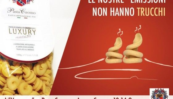 I Vesuviotti di Pasta Cuomo ad Anuga, fiera di Colonia fino al 14 ottobre