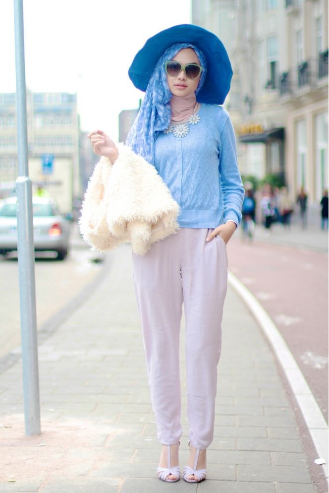Indah Nada Puspita Fashion Blogger and Singger I Love his style, very inspiraton