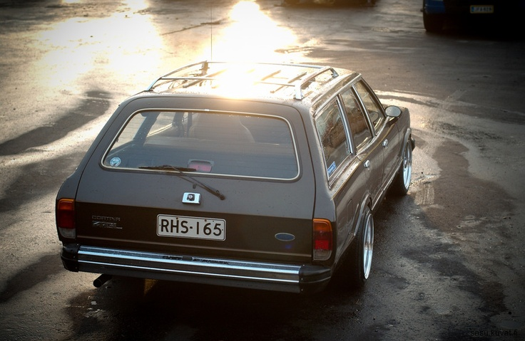 Ford Taunus / My first car