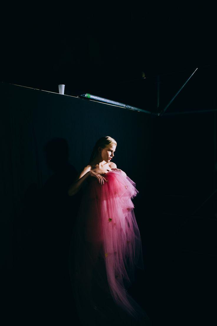 #MBFWRussia #SS16 #AlenaAkhmadullina #Barbie