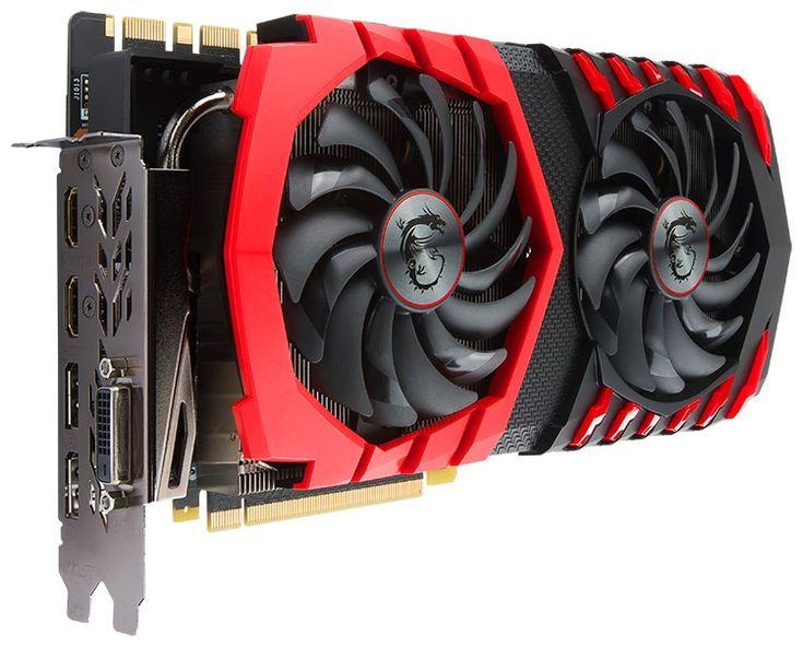 Видеокарта Geforce gtx 1080ti msi