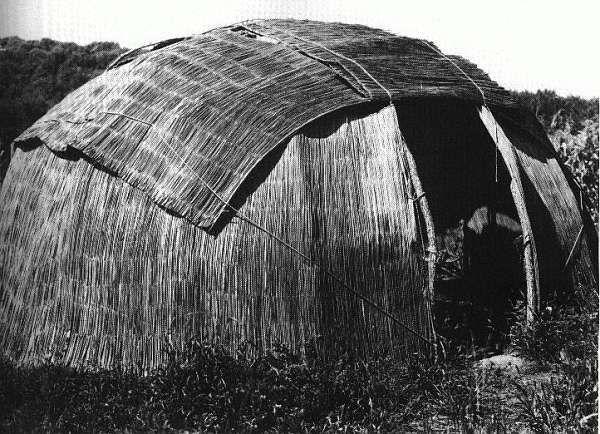 photos of algonquin indians
