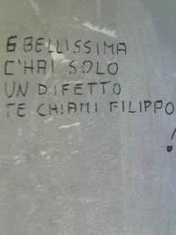 Il blog di Adry: ma cosa sono mai le scritte sui muri?