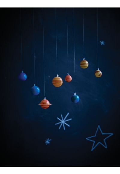 Hanging Solar System - Kids - Home