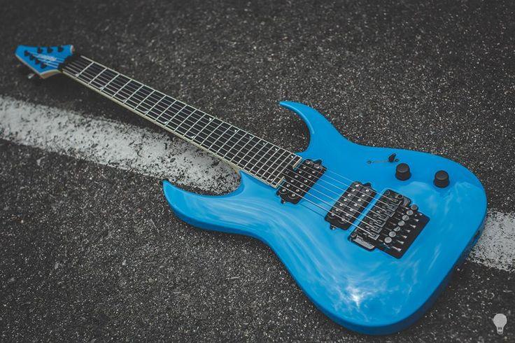 misha mansoor custom jackson guitars pinterest. Black Bedroom Furniture Sets. Home Design Ideas