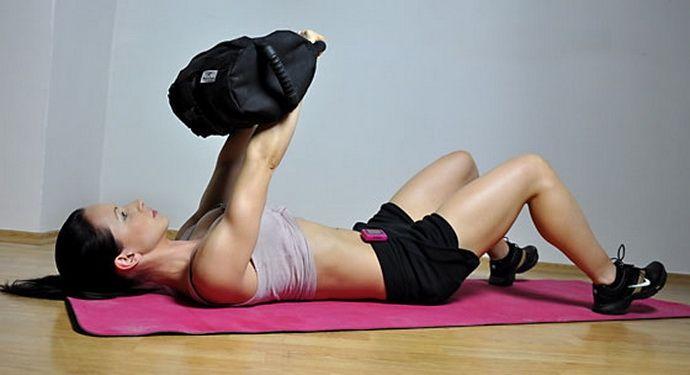 edzésterv, otthoni edzés, sandbag, homokzsák, szabadtéri edzés, edzés otthon, sandbag edzésterv, gyakorlatok otthonra