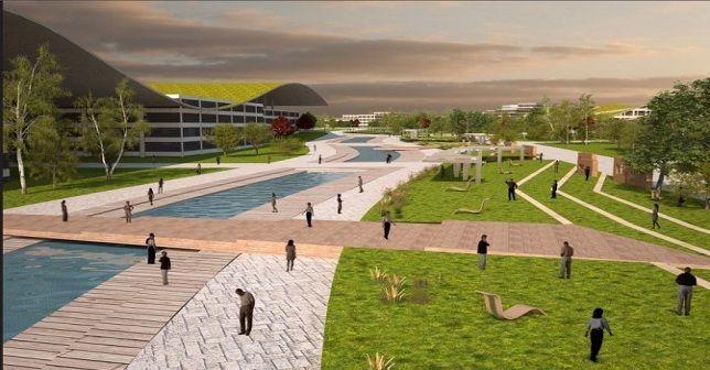 """Türkiye'nin ilk ekolojik yaşam kenti Gaziantep'te kurulacak!  Türkiye'de ilk pasif ev olma özelliğine sahip """"ekolojik ev'den sonra, şimdi de bu evi model alarak """"ekolojik kent"""" kurulacak. Proje müstakil konutlar, siteler, okuldan hastaneye kamu binalarıyla dünyanın sayılı projelerinden biri olacak.  http://www.portturkey.com/tr/emlak/42642-turkiyenin-ilk-ekolojik-yasam-kenti-gaziantepte-kurulacak"""