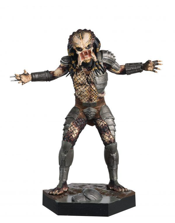 Eaglemoss Collections Announce Predator And Alien Figurines!