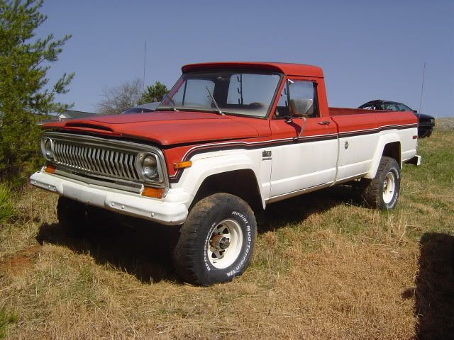 A Jeep J10 from the '70s | 1970s | Pinterest | Jeep cars ...