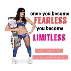 Nikki Bella Fearless Quotes - Bing Images
