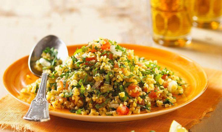 Recette Taboulé : Les marocains sont connus pour leur savoir-faire en cuisine épicée. Si vous en raffolez aussi, préparez- vous un bon taboulé marocain.