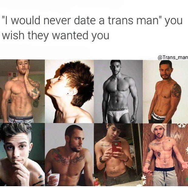 Transsexual males and motivation