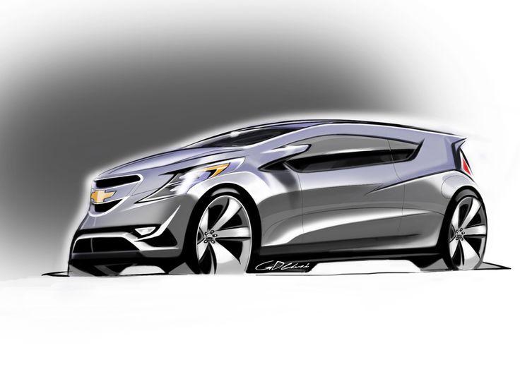 Fondo Pantalla Chevrolet Spark Monovolumen 2010 Tecnicas (4)