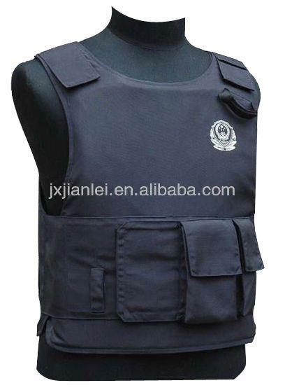 Police Soft Bulletproof Vest with Panel Inserts/ Police Stab Proof Vest/ Bullet Proof Vest/Anti Ballistic Vest $1~$199