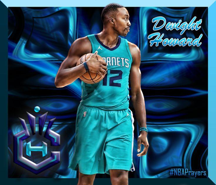 NBA Player Edit - Dwight Howard