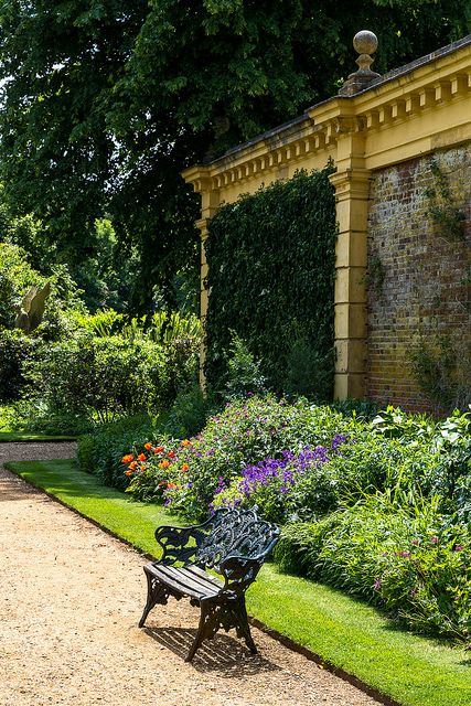 Osborne House- outside the walled garden
