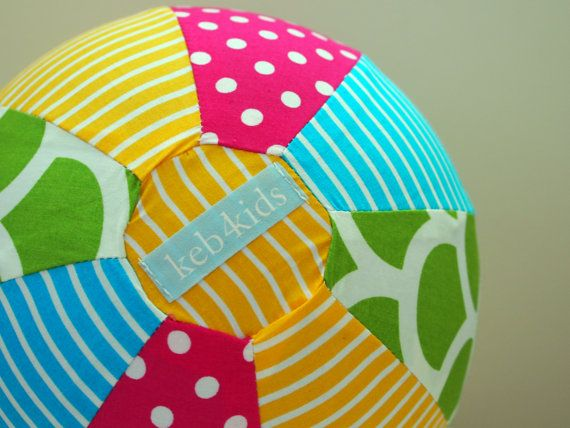 Balloon Ball by keb4kids on Etsy
