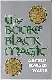 Book of Black Magic by A.E. Waite BBOOBLA0MA