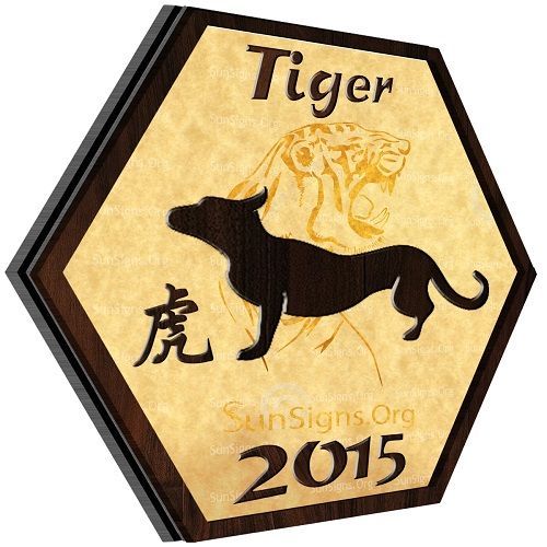 Tiger Chinese Horoscope 2015 Predictions