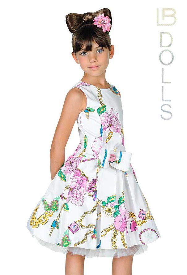 kids casual dresses 2017