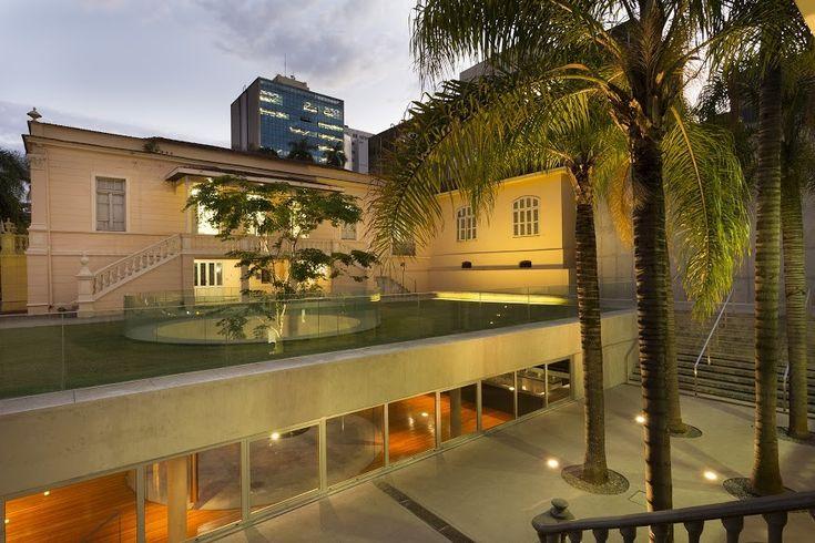 Galeria de Café do Museu Mineiro e Arquivo Público Mineiro / MACh Arquitetos - 13