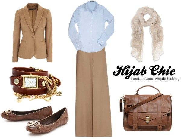 """""""Hijab style inspiration: Formal style #2"""" by fashion4arab on Polyvore"""