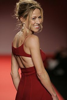 Sheryl Crow - wow, how old? Must be in the genes!
