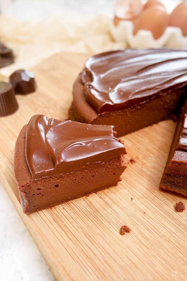Cyril Lignac Schokoladenkuchen   – Cooking
