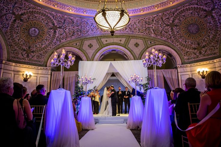 Photography: Ann and Kam  Floral Design: Vale of Enna Chicago Wedding