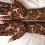 Latest Wedding Bridal Mehndi Designs 2016-2017 | BestStylo.com