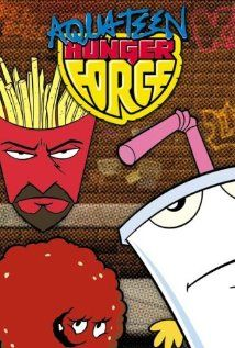 Aqua Teen Hunger Force (2000) Poster