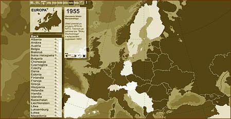 Historyczne mapy Polski