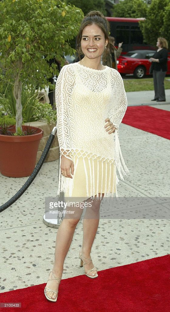 Actress Danica McKellar arrives at the 32nd Annual Key Art Awards at the International Cultural Center on June 20, 2003 in Los Angeles, California.