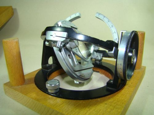 Universal-Stage-Fedorov-for-polarizing-microscope-RATHENOW