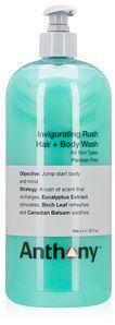 Invigorating Rush Hair and Body Wash