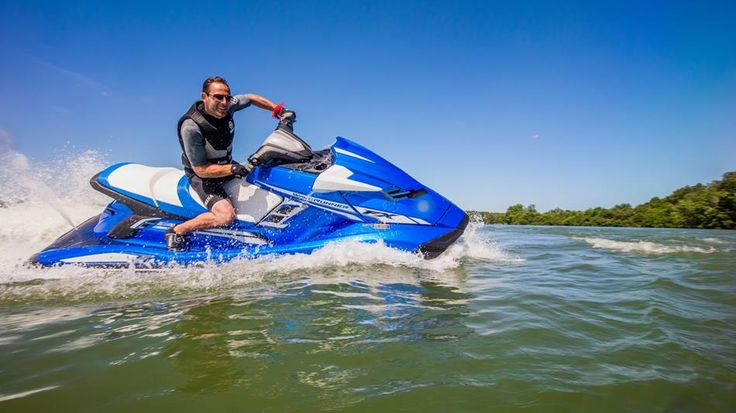 2017 Yamaha FX SVHO #BobWeaver #Watercraft #2017 #Luxury